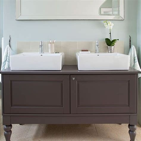 Vanity Unit For Bathroom Mint Green Bathroom With Vanity Unit House Stuff Pinterest