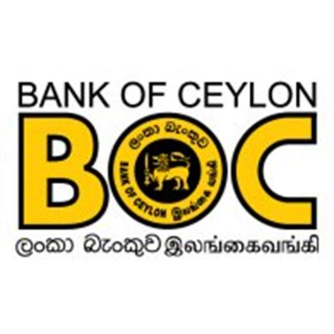 boc e bank bank of ceylon brands of the world vector