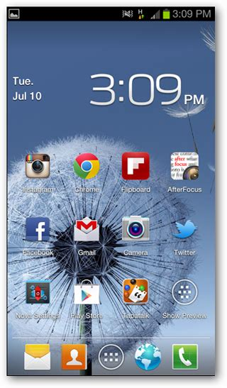 nova launcher home screen themes nova launcher is a feature rich launcher for android