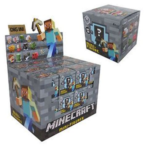 Pajangan Figure Minecraft Mini Figur Minifigures Seri 3 1000 images about minecraft minifigures on wolves skater style and armors