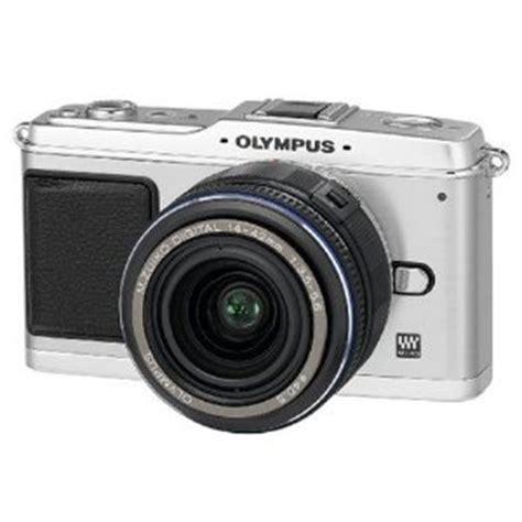 Kamera Olympus Pen E P1 olympus pen e p1 retro kamera mit neuer technik digitalkamera vergleich