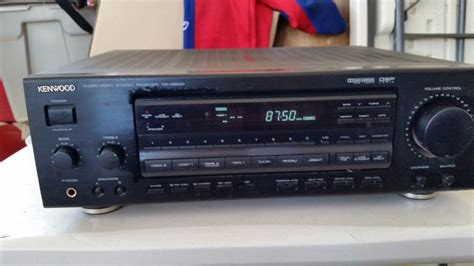 Home Theater Kenwood kenwood kr v8540 audio home stereo theater receiver