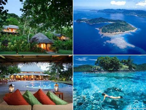 Best Secluded All Inclusive Resorts 10 Best All Inclusive Resorts In Fiji With Photos Map