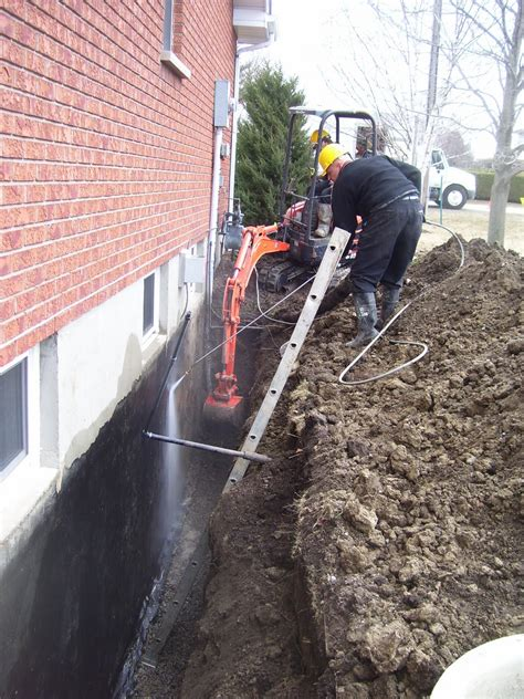 thornhill licensed basement waterproofing contractors