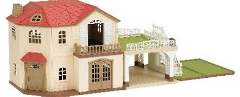 Sylvanian Family Maple Manor With Carport by Sylvanian Families Maple Manor With Carport Review