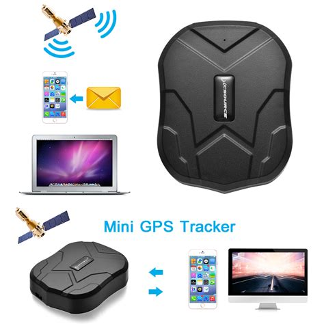 Gps F R Auto by Xcsource Gps Tracker Ortung F 252 R Auto Mit Powerful Magnet