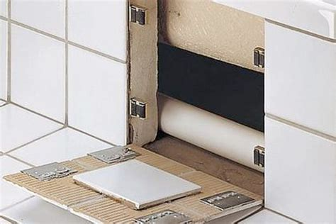 Plumbing Access Door by Fool The Eye Safe Security Ideas Shocking