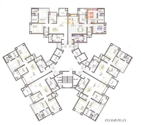 residential floor plan high rise residential floor plan search