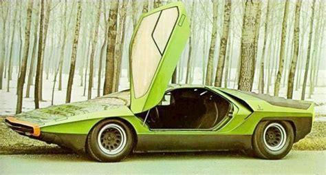 alfa romeo carabo kit car 1968 alfa romeo carabo bertone studios