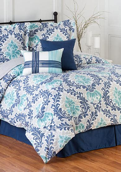 belks bedding sets home accents 174 turnstyles belmont reversible 6