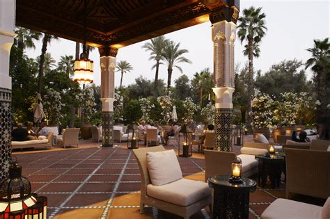 la mamounia de marrakech class 233 e meilleur h 244 tel du monde