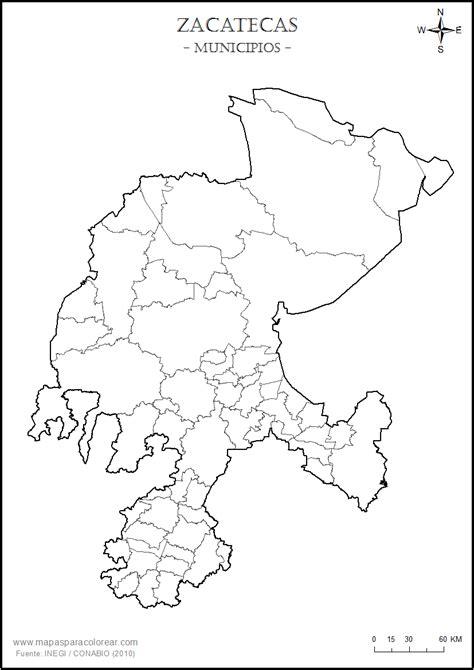 imágenes satelitales de zacatecas mapas de zacatecas para colorear