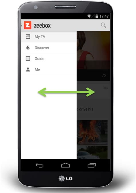app design navigation side drawer navigation could cost half your user engagement