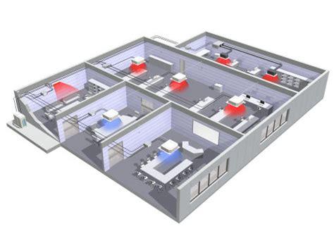bureau d 騁ude froid industriel vrv systeem