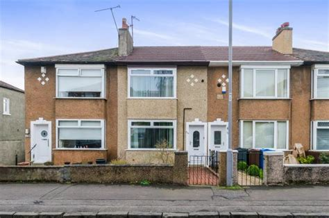 2 bedroom house for sale glasgow 2 bedroom terraced house for sale in randolph drive