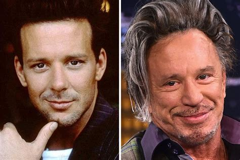 celebs who havent had neck lifts top 50 male celebs you didn t know had plastic surgery