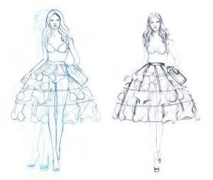 fashion designs sketches models 2014 2015 fashion trends