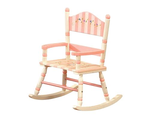 Toddler Rocking Chair With Name dreamfurniture teamson rocking chair bouquet