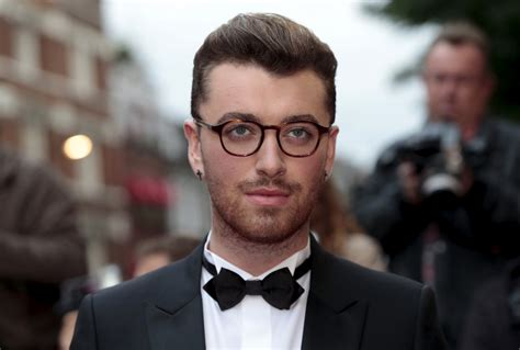 sam smith b doing an adele sam smith announces break from music after