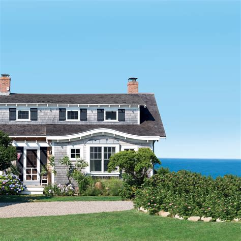 the coastal house cape cod cottage facade 20 beautiful beach cottages