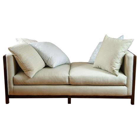 armless backless sofa backless sofa backless chaise daybed backless sofa