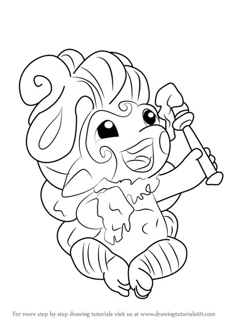 coloring pages zelf all zelfs coloring coloring pages