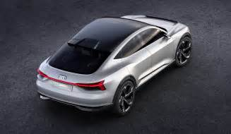 audi s new electric car concept is pretty obviously from