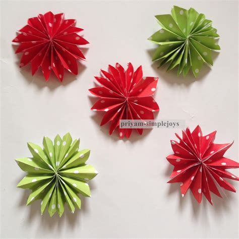 Easy Paper Flower - simplejoys easy paper flower