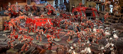 Marines And Renegades 40k renegades chaos marine focus bell of lost souls