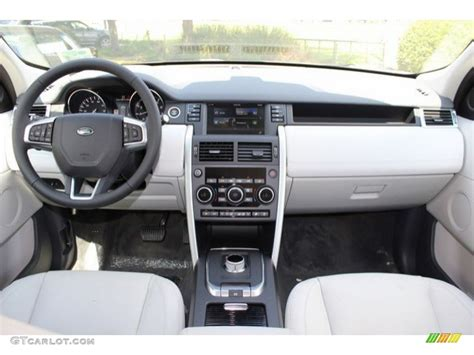 land rover discovery 2016 interior cirrus interior 2016 land rover discovery sport hse 4wd