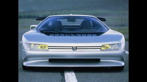 peugeot oxia peugeot oxia concept 1988 concept car