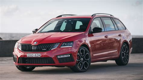 2019 Skoda Octavias by Skoda Octavia Rs 2019 Pricing And Spec Confirmed Car