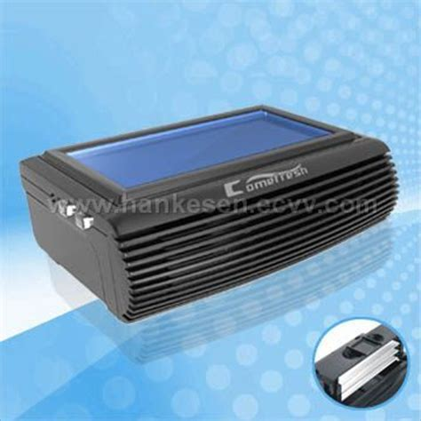 car air purifier with electronic static collector and rechargeable battery purchasing souring
