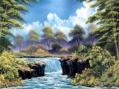 bob ross of painting bob ross beautiful paintings tapandaola111
