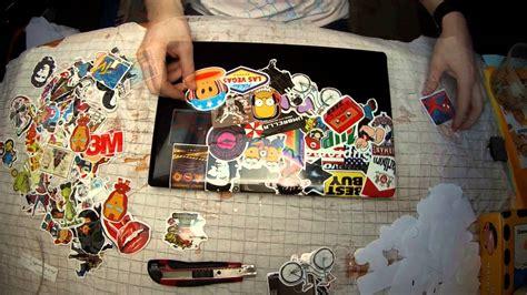 Sticker Bomb Laptop