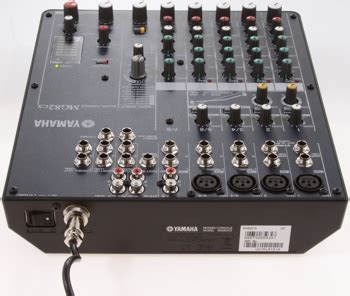 Baru Mixer Yamaha Mg82cx yamaha mg82cx sweetwater