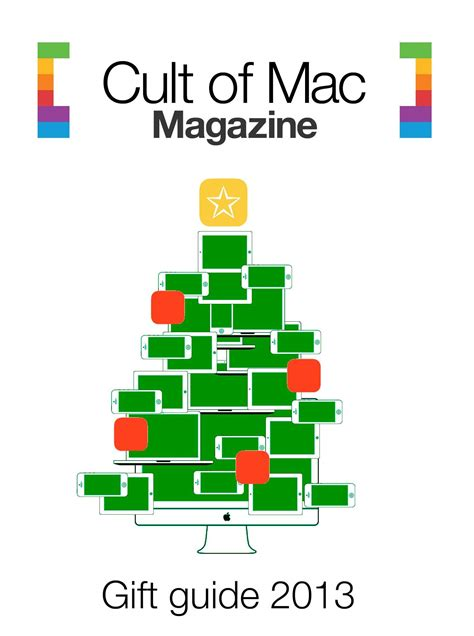 cult of mac christmas ideas this week in cult of mac magazine 2013 gift guide cult of mac