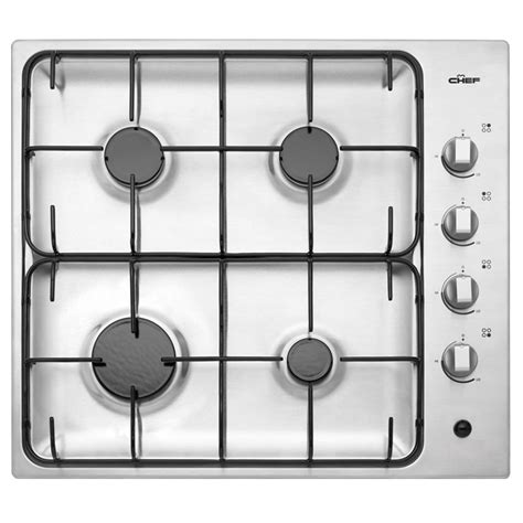 chef cooktop chef chg642sb