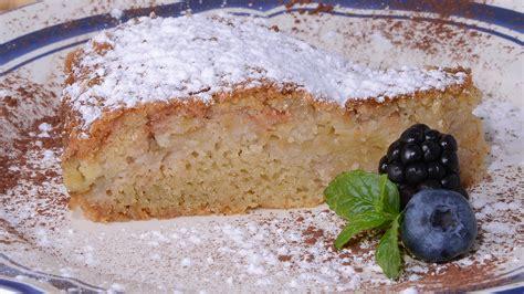 tarta de manzana canal cocina tarta sueca de manzana amanda laporte receta canal