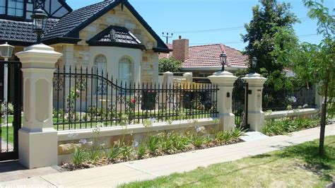front yard fence ideas types of fences that every
