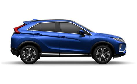 mitsubishi blue 2017 mitsubishi eclipse cross exceed ya blue for sale in