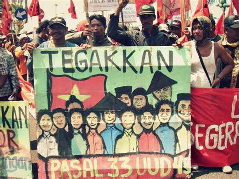 Pendidikan Rakyaat Petani prd lung stop kriminalisasi perjuangan petani