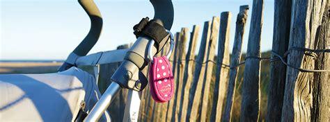 Parakito Clip Grey mosquito protection para kito