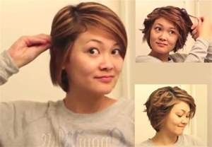 coiffure cheveux courts facile a coiffer