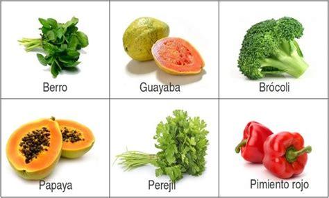 alimentos con m s vitamina c alimentos ricos vitamina k potassium good for heart bones