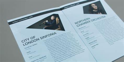 Leaflet Design Chelmsford | concert leaflet chelmsford 01 inscribe