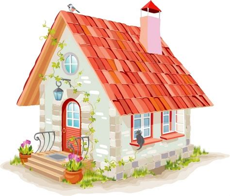 free cartoon house pictures free download house house free vector download 1 732 free vector for