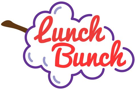 lunch bunch logo caign sommer joy colvin