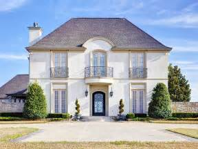French Style House Plans French Chateau Homes Photos French Chateau On The West