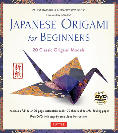 Papercraft Models For Beginners - japanese origami for beginners newsouth books